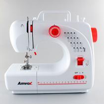 Máquina de Costura Doméstica 16 Pontos Amvox AMQ 016 Bivolt -