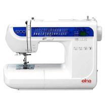 Máquina de Costura Doméstica, Agulha Dupla, 30 Pontos, Lanç. Rotativa, Corte de Linha, 5200 - Elna