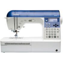 Máquina de Costura Doméstica c/ Mesa Extensora, Agulha Dupla, 168 Ponto, 3 Fontes, Quilt e Patch, 850ppm, NX450Q - Brother