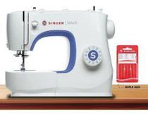 Máquina de Costura Domestica Singer M3405 110V + Agulha Dupla 3mm -