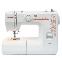 Máquina de Costura Eletrônica Janome 1006 110V -