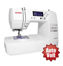 Máquina de Costura Eletrônica Janome 2030DC - Autovolt -