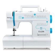 Imagem de Máquina de Costura Elgin Genius Plus Portátil - JX-4035