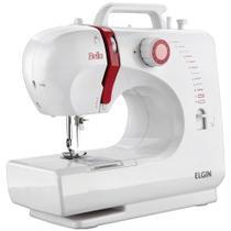 Máquina de Costura Elgin Portátil Bella - Bivolt -