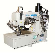 Maquina de costura galoneira base plana sansei eletronica sa-m31016-01dd364 cbxut - 220 v -