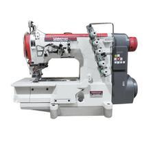 Máquina de Costura Galoneira Plana Direct Drive 3 Agulhas 5 Fios Base Fechada W-7 DC/E Westman -
