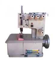 Máquina de Costura Galoneira Semi-Industrial Completa, 3 Agulhas, 4 Fios, 2000rpm, BC2600-3 - Bracob
