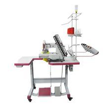 Máquina de Costura Industrial Elástiqueira Base Cilindrica 12 Agulhas 24 Fios Direct Drive W-4412P-FXDC - Westman
