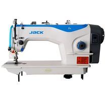 Máquina de Costura Industrial Jack F4 Completa com Mesa e Motor Direct Drive -