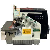 Máquina de Costura Industrial Overlock c/ Direct Drive, S4-4 ANTIGA BC74,  BIVOLT - Bracob -
