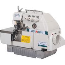 Máquina de Costura Industrial Overlock Convencional Completa, 3 fios, MK7003 - Megamak