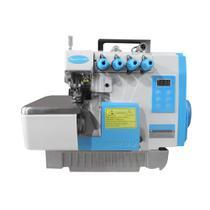 Máquina de Costura Industrial Overloque 1 Ag e 3 Fios Direct Drive S8-3DC/E Silverstar -