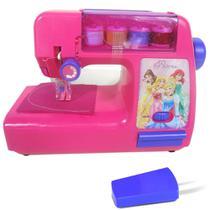 Máquina De Costura Infantil Ateliê Das Princesas -BR026 - Multikids - Multkids