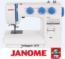 Máquina de Costura Janome 3022 - 22 Pontos-127V -