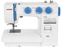Máquina de Costura Janome 3022 - 22 Pontos -