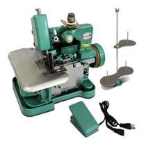 Máquina de Costura Overlock Importway Semi Industrial - IWMC5061 - 110v -