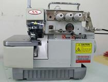 Máquina de Costura Overlock Industrial c/ BK, 1 Agulha, 3 Fios, 6000ppm, Lubrif Automática, SS8893BK - Sun Special
