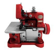 Máquina de Costura Overlock Semi Industrial 3 Fios com Motor Acoplado modelo GN-1 - Silverstar