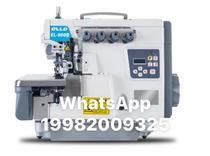 Maquina de Costura Overloque Direct Drive Corte de Linha Ello Modelo EL-9000D3-M2-04/UT -