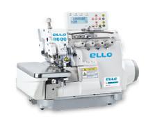 Máquina de Costura Overloque Eletrônica 2 Fios Corte de Linha 8000ppm EL-8000BDI-4-M2-24/UT - Ello