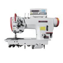 Máquina de Costura Pespontadeira 02 Agulhas Alternada Direct Drive Pesada W-2285DC/E-4 - Westman
