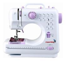 Máquina De Costura Portátil Com Kit De Costura E Agulhas - Importway