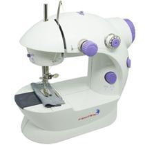 Máquina De Costura Portátil Iwmc-507 Importway Bivolt Branca -