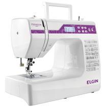 Máquina de Costura Portátil JX10000 Premium Bivolt - Elgin -