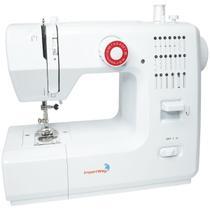 Máquina de Costura Portatil Pro 20 Pontos IWMC-508 127V/220V - Importway