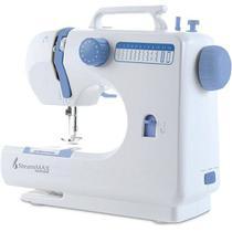 Máquina de Costura Profissional - SteamMax - 12 Pontos Bivolt e Pratica -