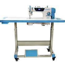 Maquina de costura reta direct drive lumak lu8800d -110 v com kit de calcadores -