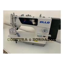 Maquina de Costura Reta Eletronica Ello Modelo 280-D4 -