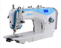 Máquina de Costura Reta Industrial JACK Ponto Fixo, Corte de Linhas, 5000ppm A3-4 -