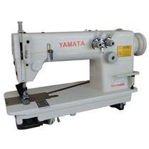 Máquina de Costura Reta Industrial, Ponto Corrente, 2 Agulhas, 4000ppm, FY3800 - Yamata