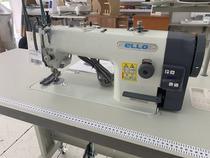 Maquina de Costura Reta Transporte Duplo Motor Direct Drive Ello EL-6380VD - 220 VLTS -