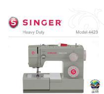 Máquina de Costura Singer 4423 Facilita PRO 110V 22 Tipos de Ponto -