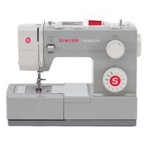 Máquina de Costura Singer Facilita Pro 4411 Cinza Clara Para Uso Doméstico 220V -