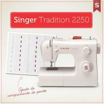 Máquina de costura Singer Tradition 2250