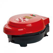 Máquina de Cupcake Multiplacas Mickey Mouse 220V Mallory Vermelho -