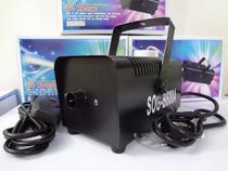 Maquina De Fumaça Turbinada 600w Controle Remoto C Fio 110v - Ybx