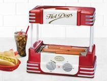 Maquina de Hot Dog Roller Retro Nostalgia RHD800 - 110V -