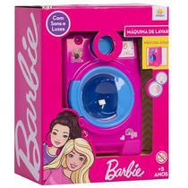 Maquina de Lavar Barbie com Som e LUZ ANGEL TOYS 9023 -