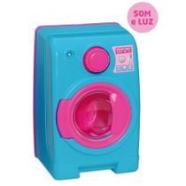 Máquina De Lavar Home Love - Usual Brinquedos -