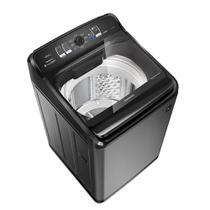 Máquina de Lavar Roupas 12Kg, Panasonic, NA-F120B1TA, Cesto Inox, Titânio -