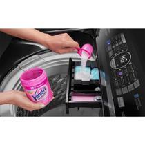 Máquina de Lavar Roupas Panasonic 17Kg NA-F170P6TA Preto 110V -