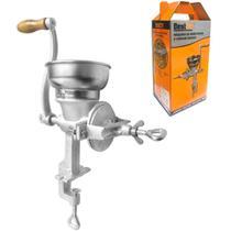 Maquina de Metal para Moer Manual Grãos, Café, Cereais - Best Fer