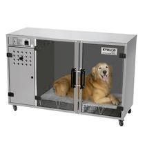 Máquina De Secar Animais Kyklon Rotomoldada Aço Inox -