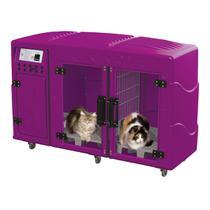 Máquina De Secar Animais Kyklon Rotomoldada Pink -