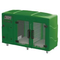 Máquina De Secar Animais Kyklon Rotomoldada Verde -