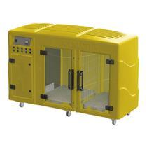 Máquina de Secar Animais Rotomoldada Kyklon Amarela -
